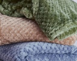 Fleece Winter Soft Throw Soft Blanket Bedspread